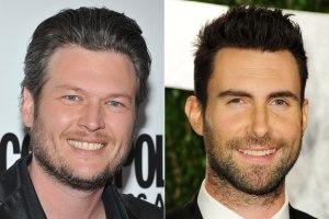 Blake-Shelton-and-Adam-Levine