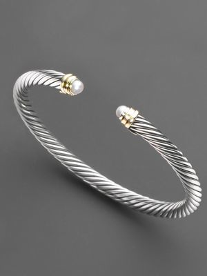 david_yurman_pearl_cable_bracelet