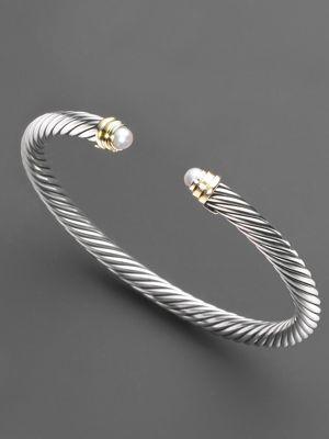 david_yurman_pearl_cable_bracelet