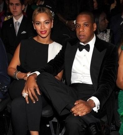 343338-couples-at-the-2013-grammy-awards-beyonce-and-jay-z