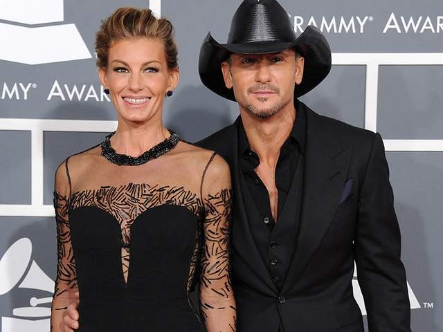 Faith Hill Tim