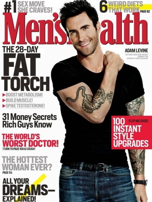 Men's Health Cover 1